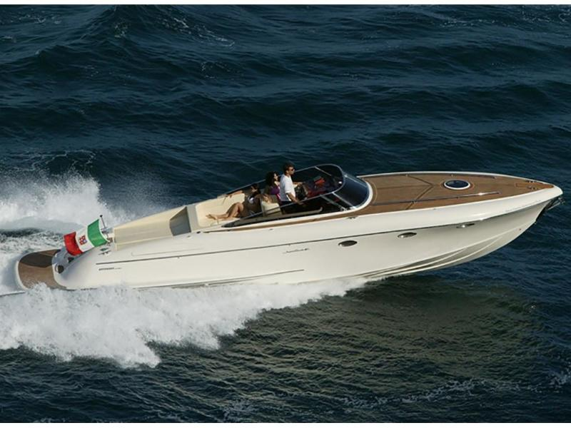 Offshore Yachts-SUPER CLASSIC 2002-My Luv Lucy North Miami-Florida-United States-Main Profile Running-918550-featured