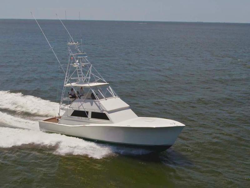 Photo of 53' Monterey Custom Sportfish 1978