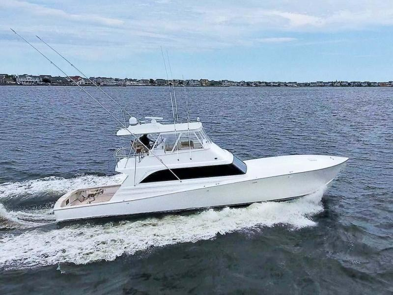 Photo of 65' Monterey 65 Convertible Custom Sportfish 1991