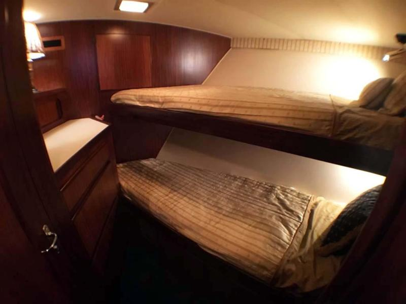 Guest Stateroom #2 Forward