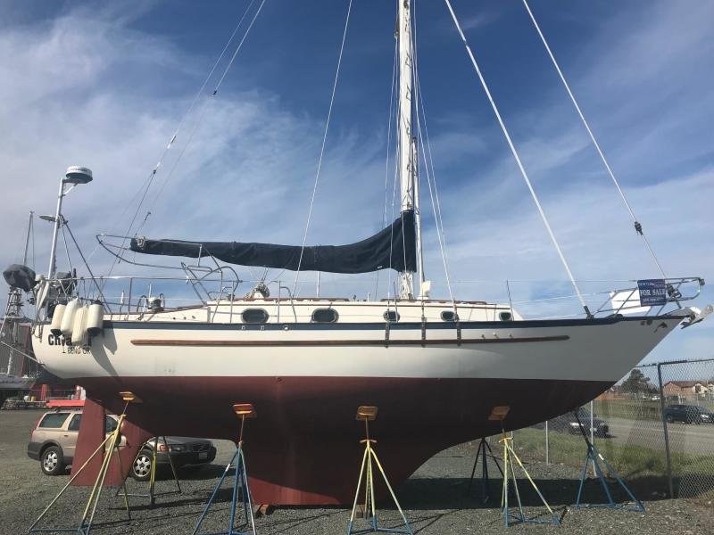 Photo of 37' Pacific Seacraft 37 1982