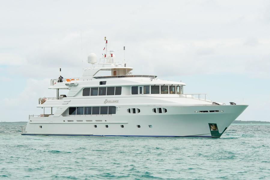 photo of 150' Richmond Yachts Tri-Deck Motor Yacht 2010