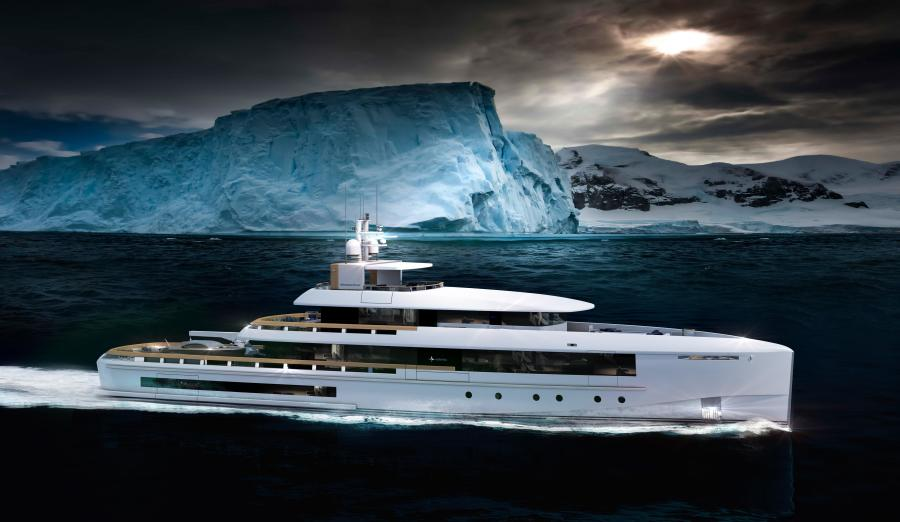 photo of 164' Admiral Explorer 50 2018