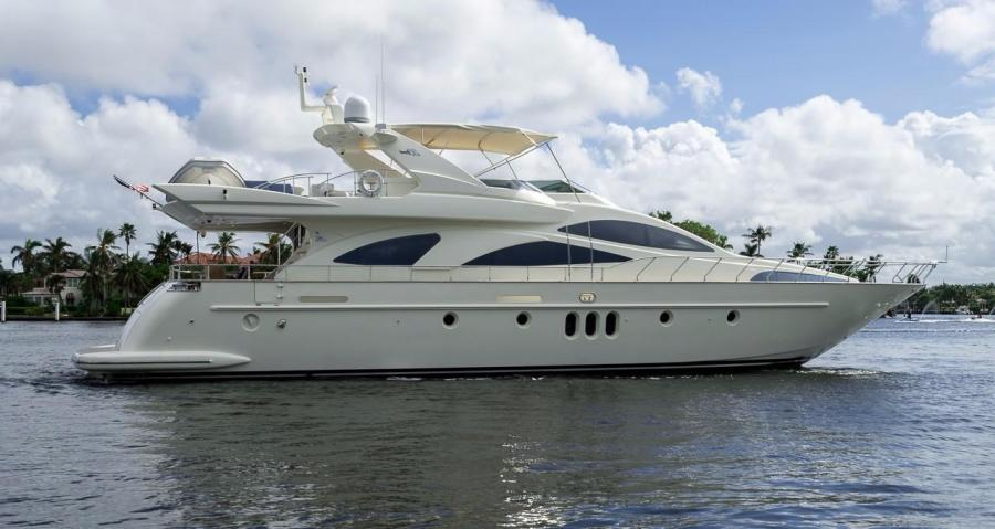 photo of 80' Azimut 80 Carat 2003