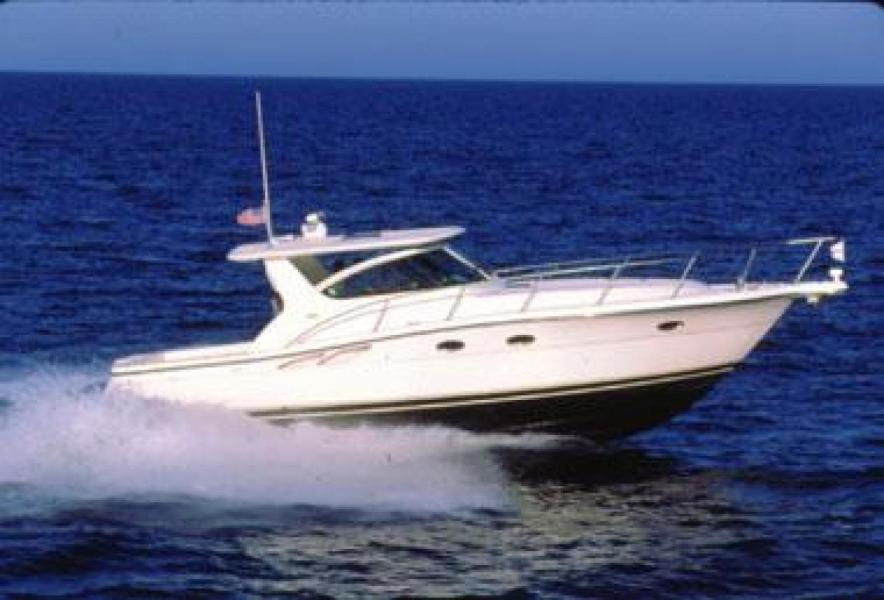 Tiara Yachts-3800 Open 2003-Pressure Drop Los Suenos-Costa Rica-Manufacturer Provided Image: 3800 Open-982621-featured