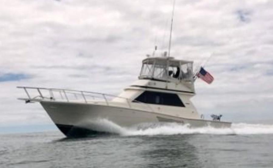 photo of 38' Viking 38 Convertible 1990