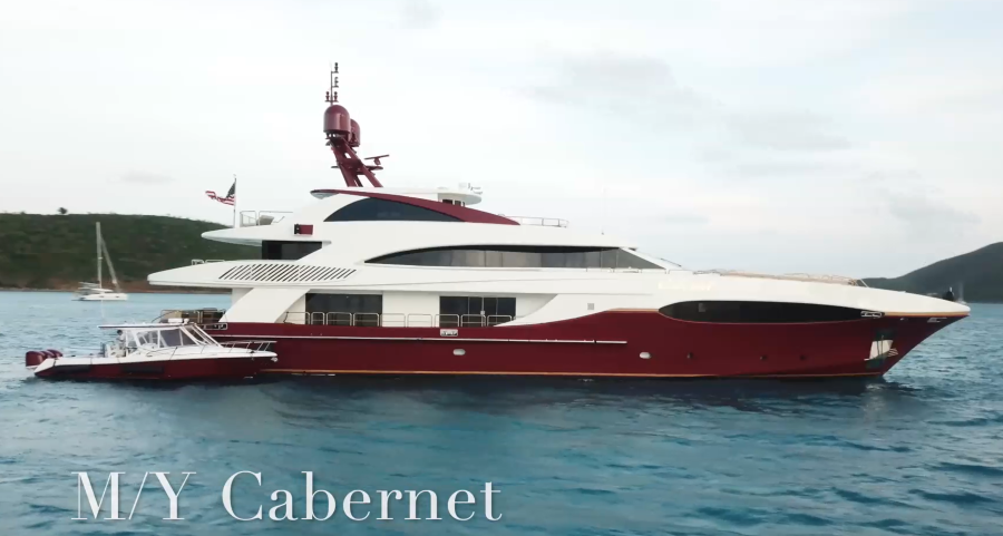 photo of 147' Sensation Yachts CABERNET 2006