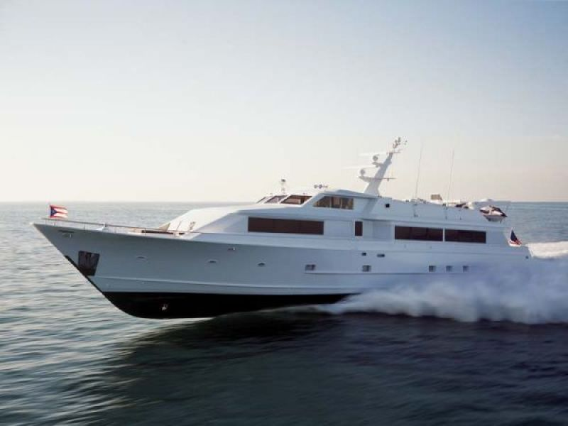 photo of 115' Denison High Speed Motoryacht 1988