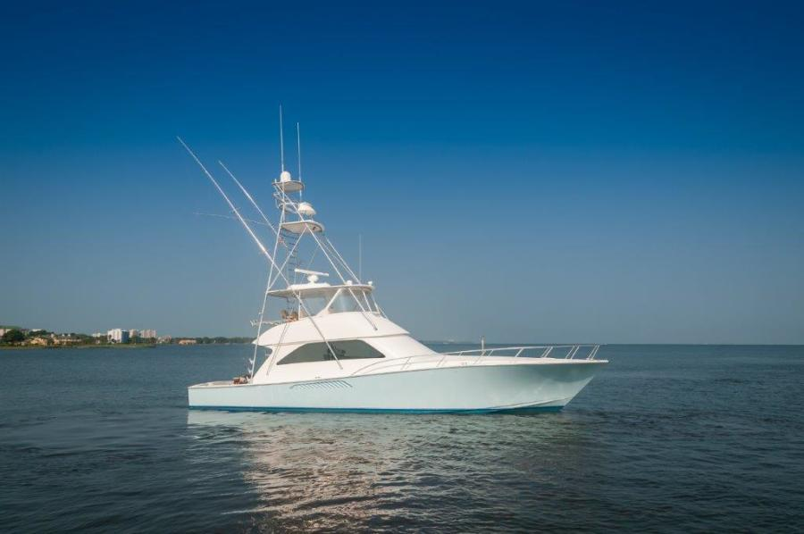 photo of 56' Viking 56 Convertible 2005