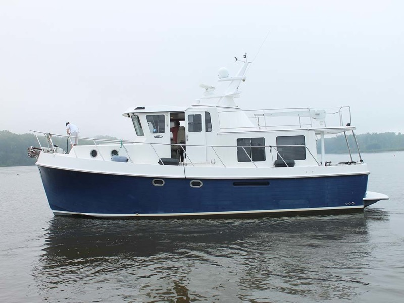 Photo of 41' American Tug Pilothouse 2006