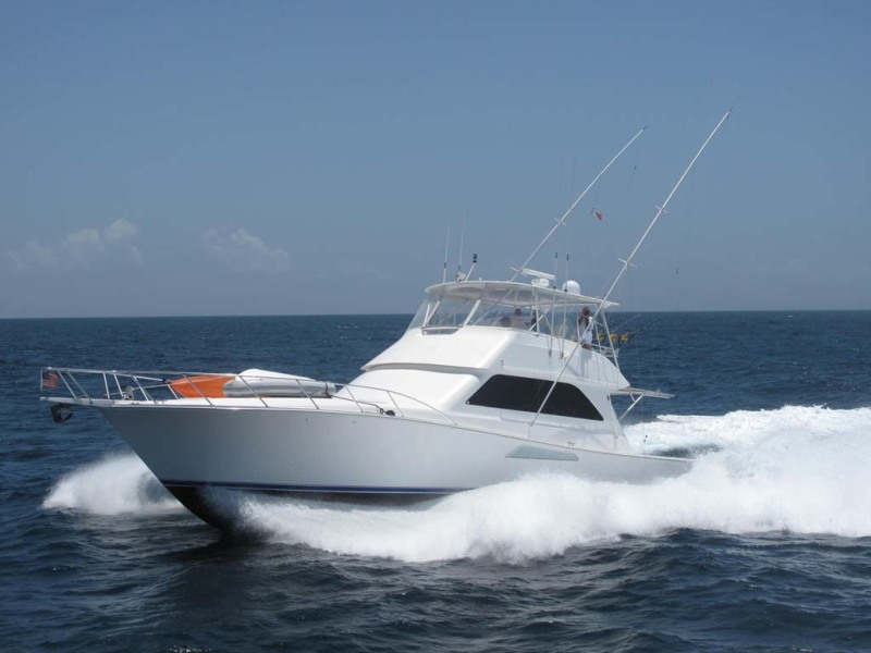 photo of 55' Viking 55 Convertible 2004