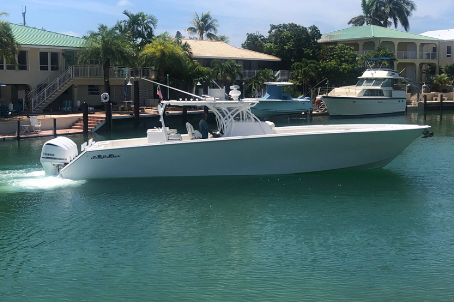 Photo of 45' SeaHunter 45 Center Console 2016