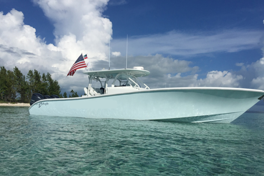 Photo of 42' Yellowfin 42 Offshore Center Console 2016