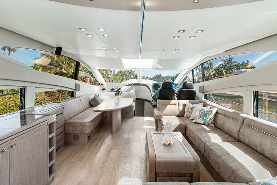 LONG WAY ROUND yacht for sale