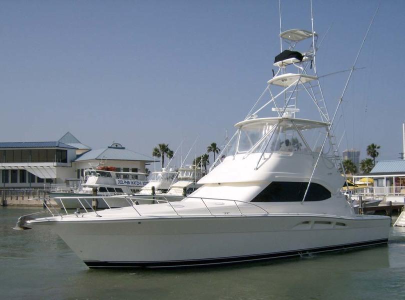 photo of 47' Riviera Convertible Sport Fisherman 2004