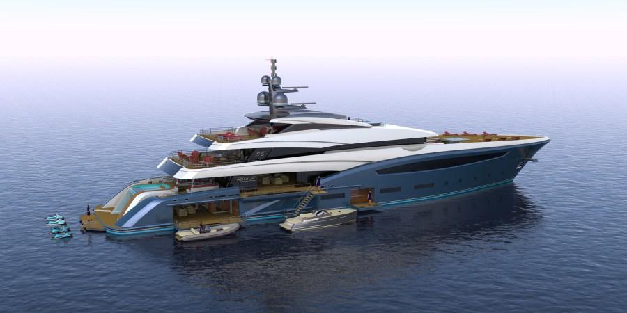 CUSTOM 65M yacht for sale