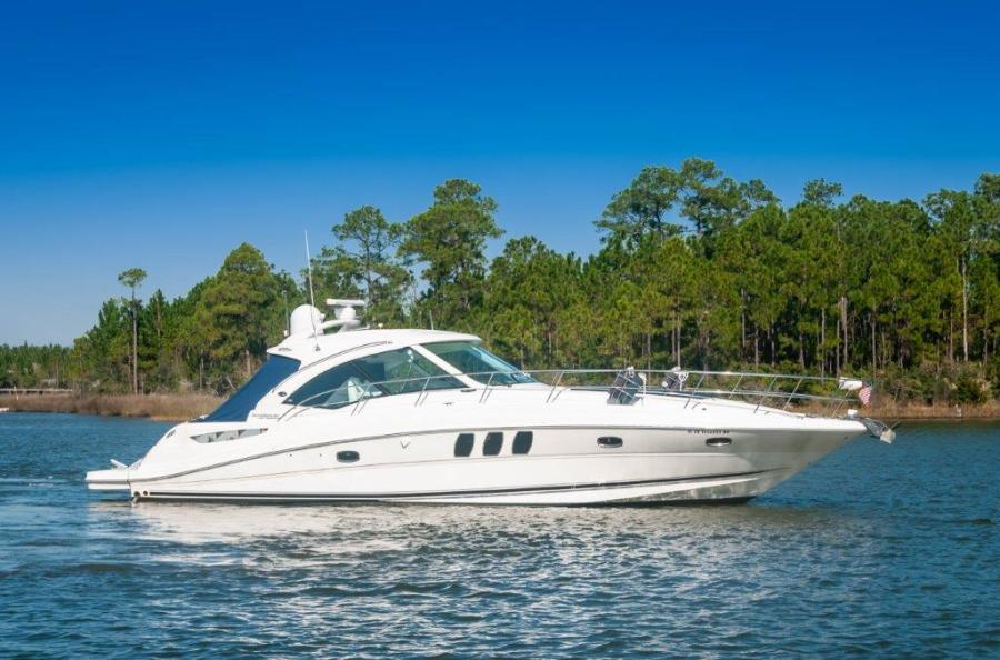 Season Ticket 2010 Sea Ray 50 Sundancer Yacht For Sale In Orange Beach United States 2764274 Lq02