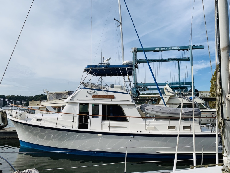 photo of 42' Hatteras 42 LRC 1977