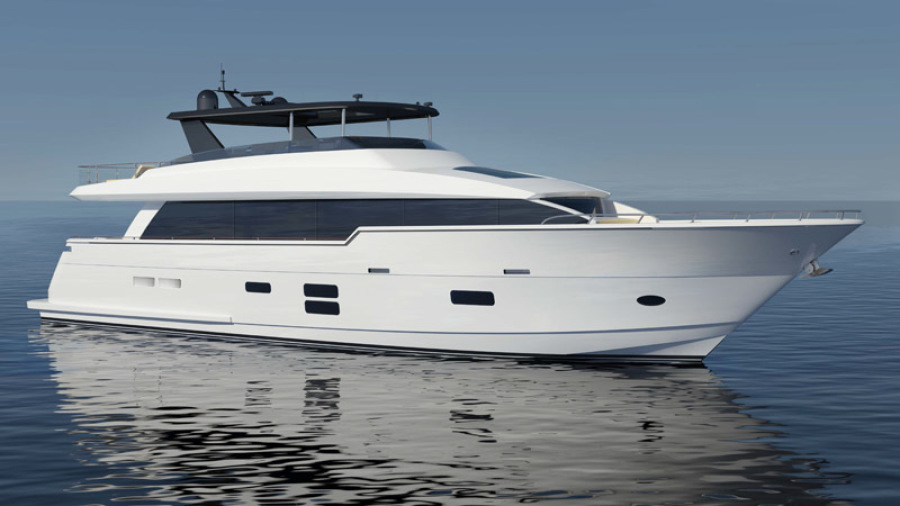 Photo of 90' Hatteras M90 Panacera 2020