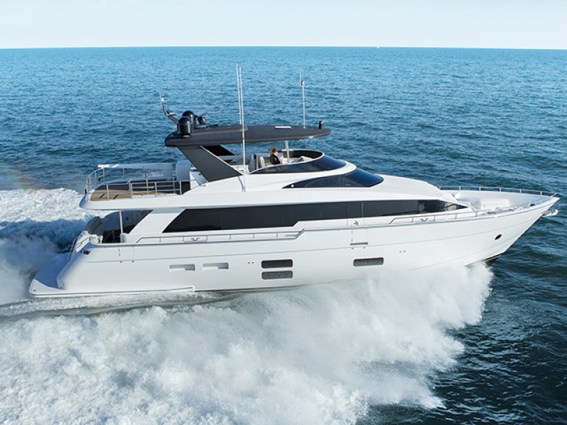 Photo of 75' Hatteras M75 Panacera 2020