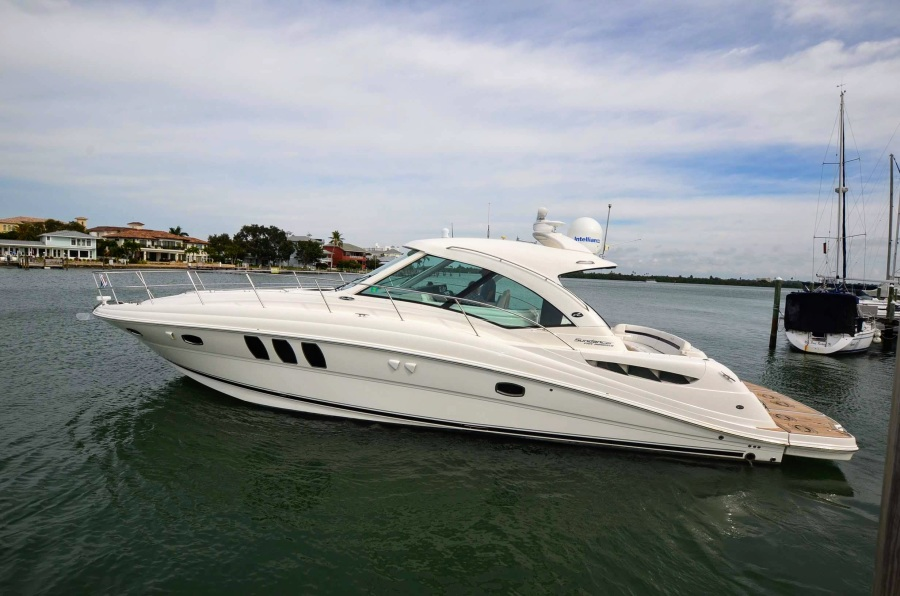 photo of 50' Sea Ray 500 Sundancer 2011