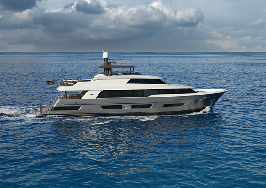 Photo of 110' Crescent 110 Fast Pilothouse Yacht 2020