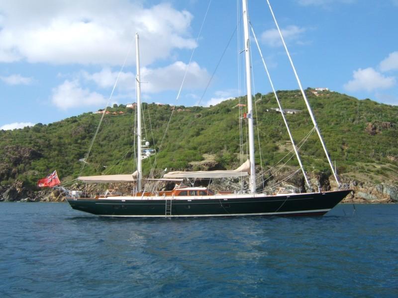At Anchor Profile