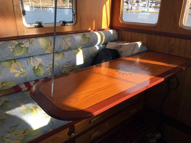 Pilothouse Table