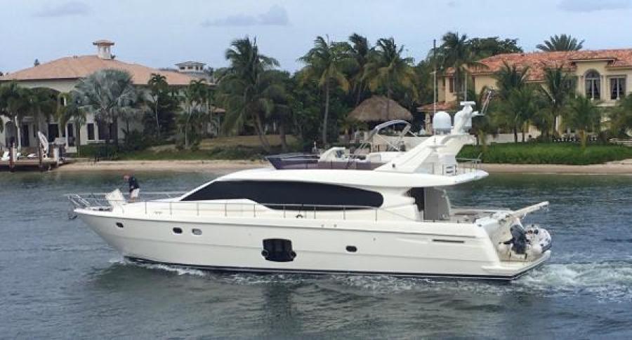 Ferretti Yachts-630 2009-BREAKAWAY Treasure Island-Florida-United States-BREAKAWAY-1097450-featured