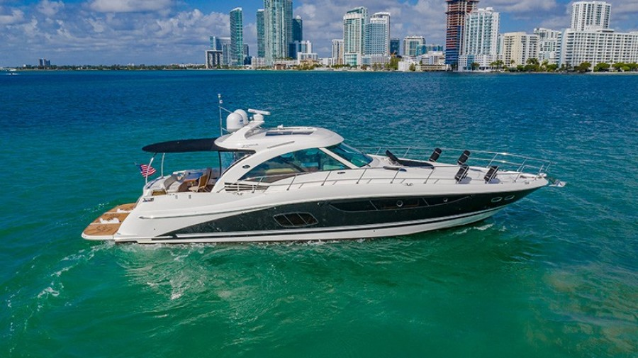 Photo of 61' Sea Ray 610 Sundancer 2013