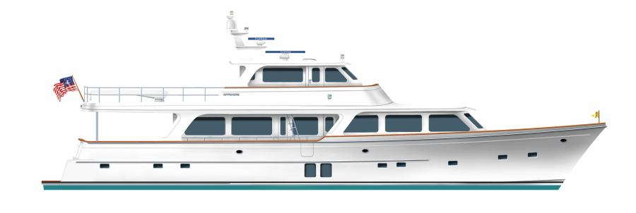 Photo of 85' Offshore Yachts Motoryacht 2020