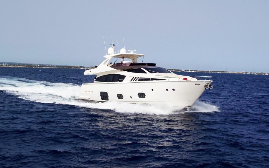 photo of 81' Ferretti Yachts F800 2012