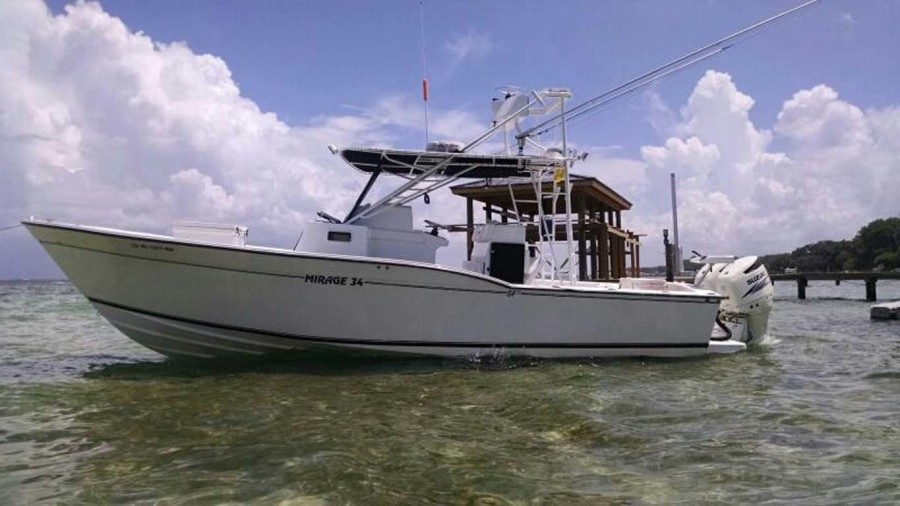 Photo of 34' Mirage 34 Sportfish 1998