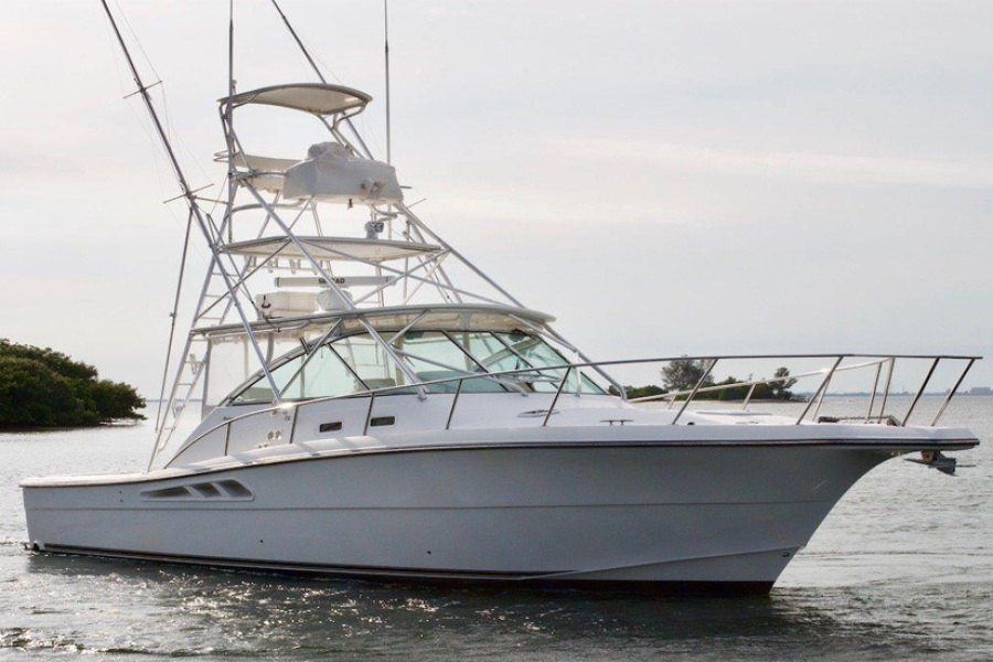 Photo of 38' Rampage 38 Express 2005