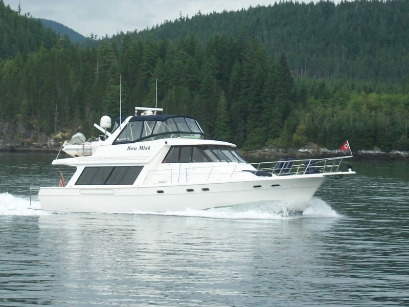 Photo of 47' Bayliner 4788 Motoryacht 1998