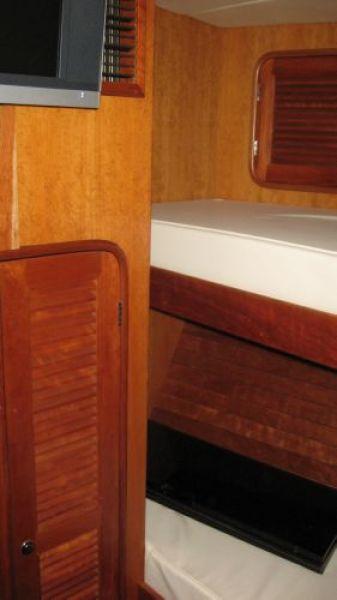 Two Bunk Berths 3rd Cabin