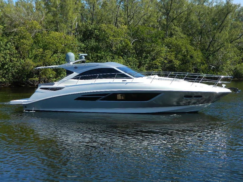 photo of 51' Sea Ray Sundancer 510 Signature 2018