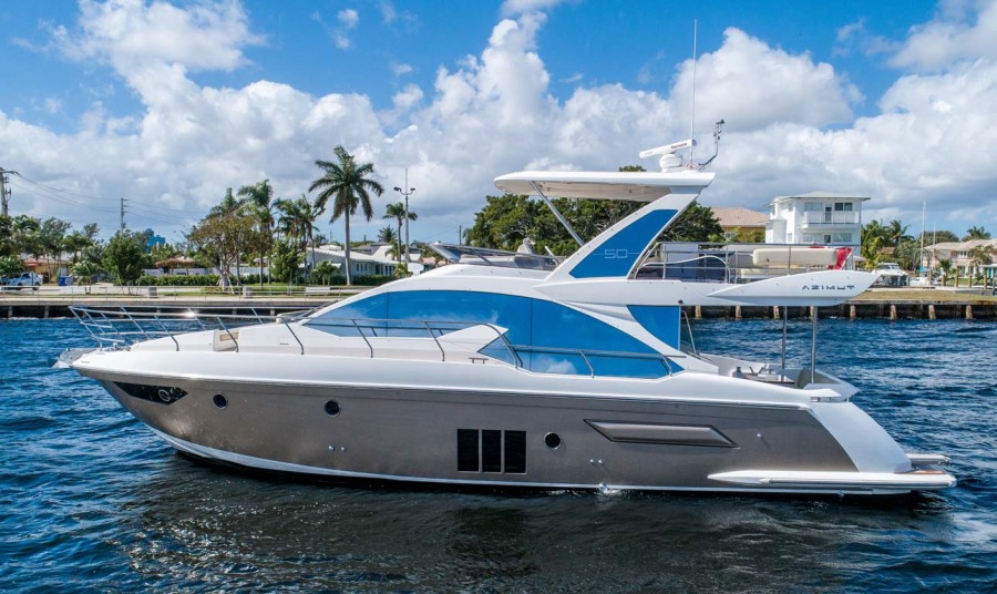 photo of 50' Azimut 50 Flybridge 2016