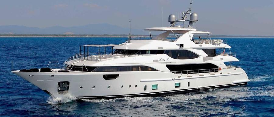 Benetti-2015 140 Crystal 2015 -Italy-2015 BENETTI 140 FOR SALE-1116476-featured