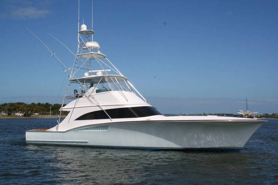 Photo of 62' Titan 62 Custom Carolina Sportfish 2004