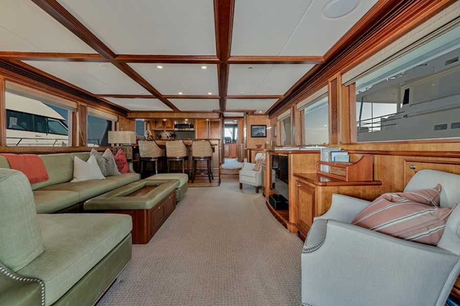 MS. MONICA yacht for sale
