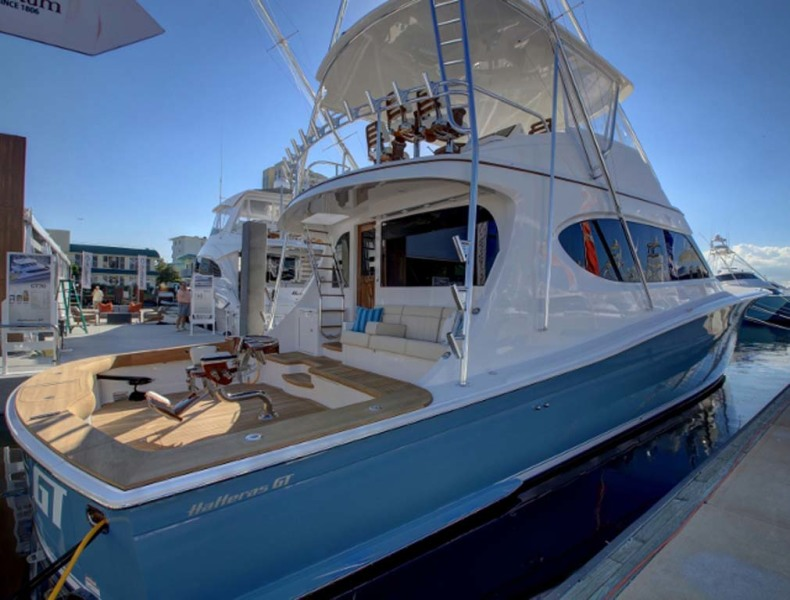 photo of 70' Hatteras GT 70 2022