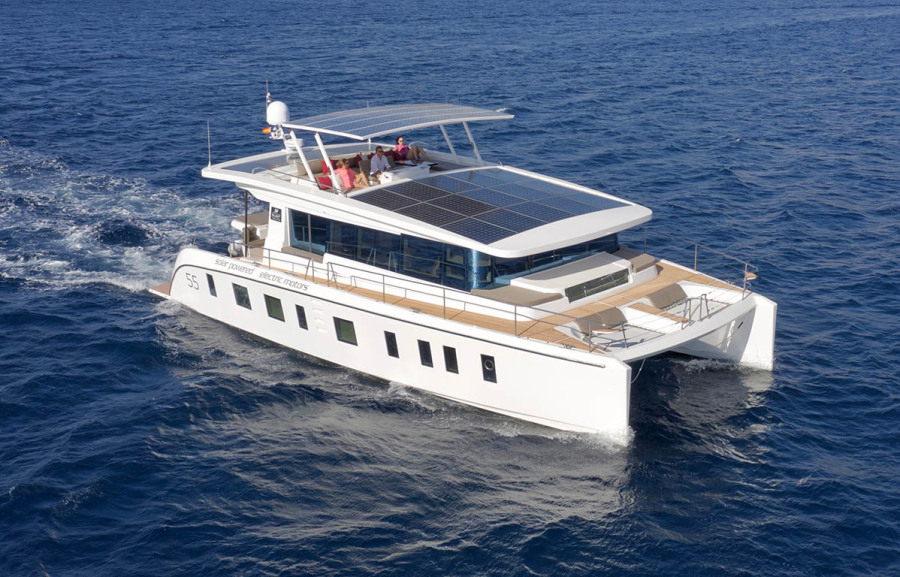 photo of 55' Silent-Yachts Silent 55 2019