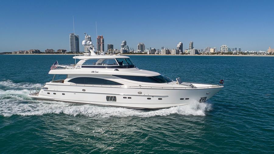 photo of 94' Horizon Flybridge Motor Yacht 2016