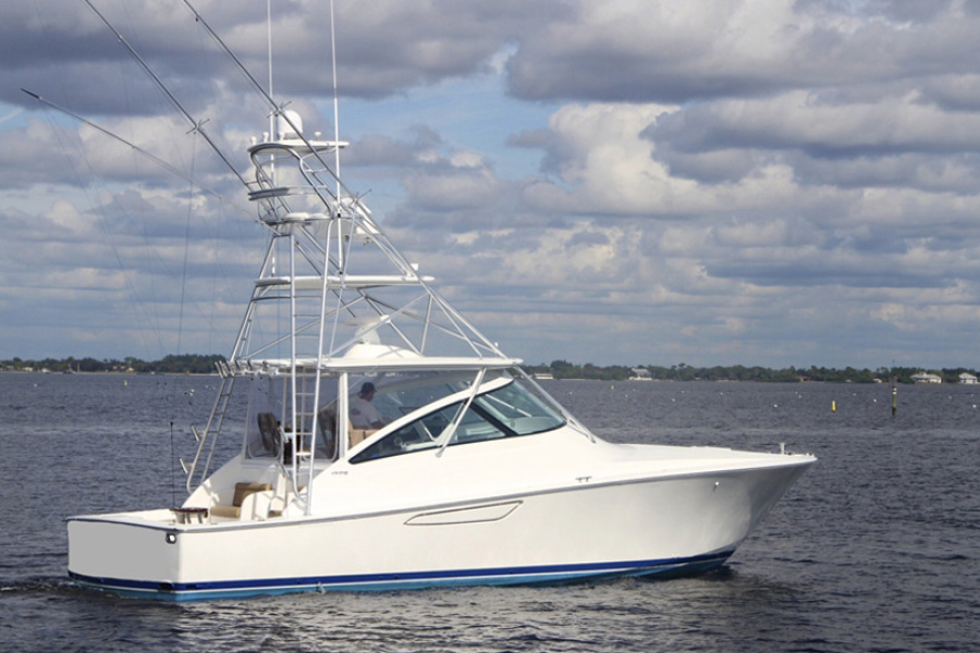 photo of 42' Viking 42 Open 2013