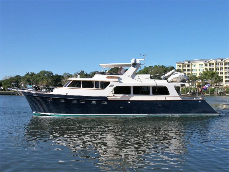 photo of 70' Marlow 70E Explorer 2004