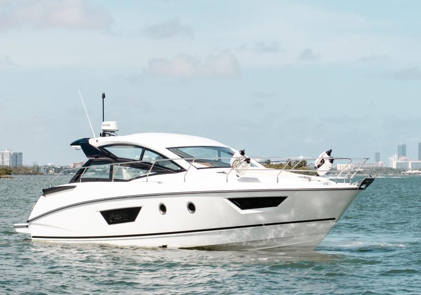 Beneteau-Gran Turismo 40 2017-Poseidon Miami-Florida-United States-1292040-featured