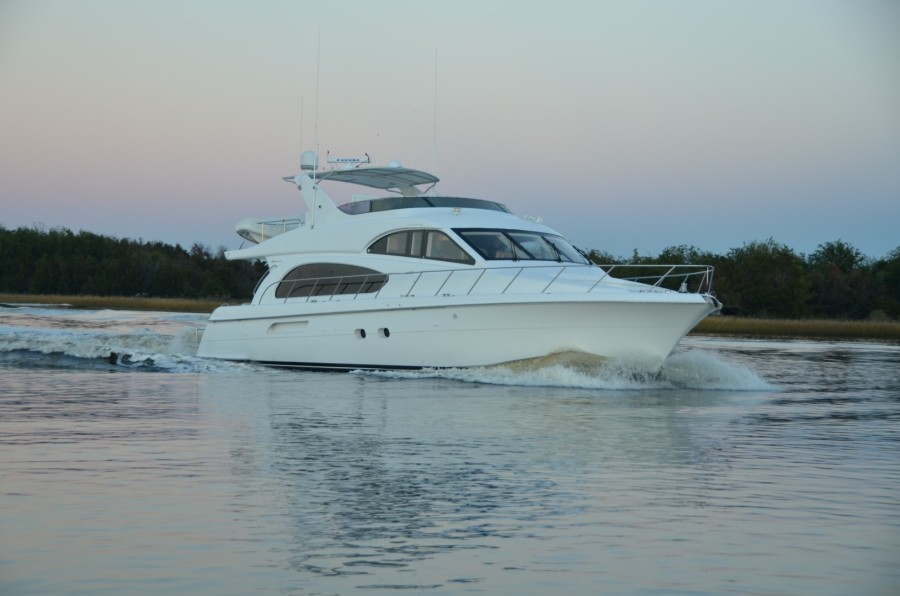 photo of 64' Hatteras 64 RPH 2006