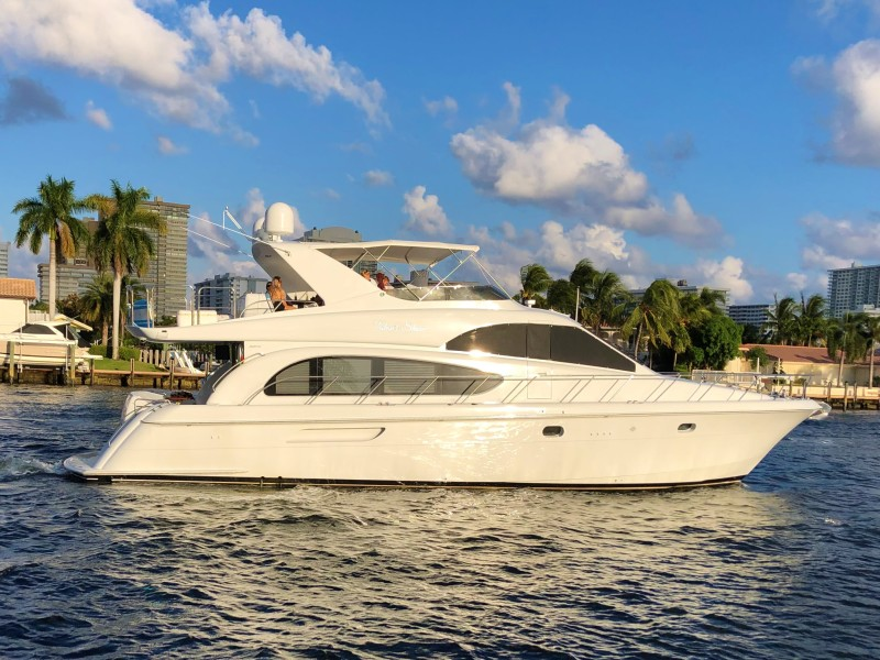 photo of 63' Hatteras 63 Raised Pilothouse 2002