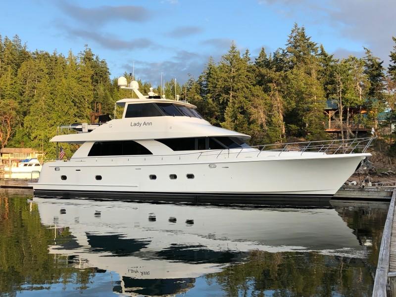 photo of 74' Ocean Alexander OA 74 2007